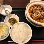 香南厨房 - 四川麻婆定食 (ランチ)