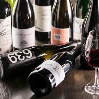 ソムリエ厳選!世界のワイン取り揃えてます!