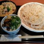 70058220 - 親子丼セット(冷たいうどん)