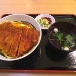 70058442 - カツ丼 1000円