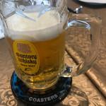TOP・TAPAS - 生ビール