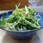 家庭料理 小川 - サラダ