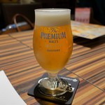 肉バル×イタリアン RIVIO - 生ビール