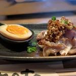 鶏びいき - 料理写真:つきだし