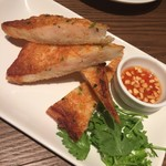 アジアンビストロDai - 海老トースト