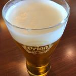オリオンハッピーパーク - ドリンク写真:生ビール