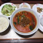 蜀王府 - 四川担々麺セット