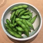 三代目 まる天 - 千葉 茹でたて無農薬枝豆