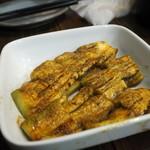 串ザンマイ - なすびかば焼き
