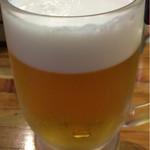 一綸居酒屋 - 生ビール