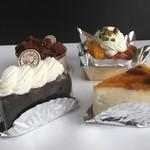 イタリアのおいしいお菓子 アレグロドルチェ - ケーキ各種