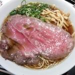 TEPPANYAKI KISHIN - 特製ダレの醤油ラーメン980円