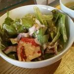 レザングリル - サラダ