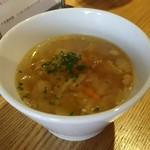 レザングリル - スープ