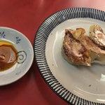 宗八 - 焼き餃子(150円)