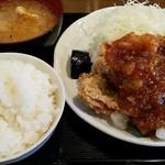 70070121 - 甘酢おろし定食750円