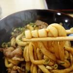 伊勢うどん 太田屋 - もっちり麺と出汁味