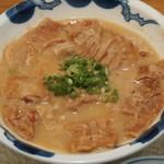 よかよか亭 - ホルモン味噌煮込