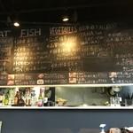 炉端dining ろい - 店内黒板!