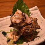 かこみ - 料理写真:サザエ