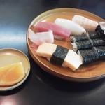 70074763 - にぎり寿司800円(税込)