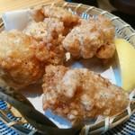 濱松たんと - 鶏のから揚げ ジューシーで美味しいo(^o^)o