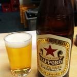 いづみや - サッポロラガービール