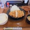 とんから亭 - 料理写真:ロースカツ定食755円