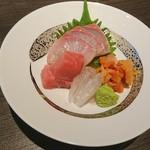 旬感・炭・炙り 高井 -