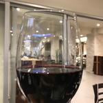 カジュアルダイニング Paradis - 赤ワイングラス
