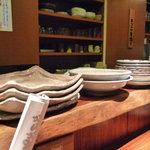 びんびや - ☆お皿が出番を待っています(^v^)☆
