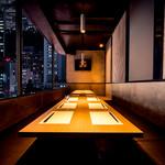 鮮魚と完全個室居酒屋 五島灘 - 内観写真: