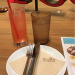 Kaila Cafe&Terrace Dining - レモネード