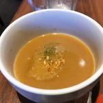 麺屋 翔 - 2017年7月 つけスープ