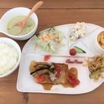 スープ カフェ ポノ ポノ - 料理写真:ポノポノランチ