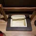 しゃぶ蕎麦 小次郎 水道橋店 - 豆腐バー