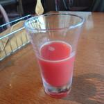 カレント - ブラッドオレンジジュース