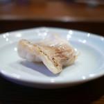 鮨人 - 昆布締め焼物