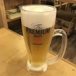 屋台居酒屋 大阪 満マル - ドリンク写真:
