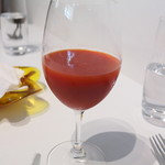 トラットリア イル フィオレット - フルーツトマトジュース