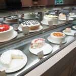 ARUCAMO cafe - ケーキ