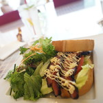ARUCAMO cafe - BLT