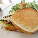 ARUCAMO cafe - 丸パン