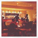 BONCOURAGE - 落ち着いた雰囲気 席の同士の感覚が広めでゆったり