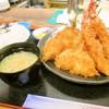 まるたか - 料理写真:ミックスフライ定食