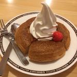 珈琲所コメダ珈琲店 - ミニシロノワール400円
