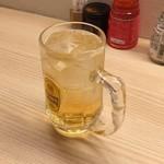 70091579 - 梅酒ハイボール 300円(税込)