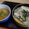 大洲かめや - 料理写真:胡麻辛つけ麺
