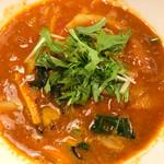トマト麺 Vegie -