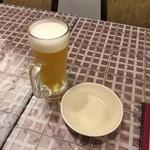 天然居 - 【お得セット】生ビール